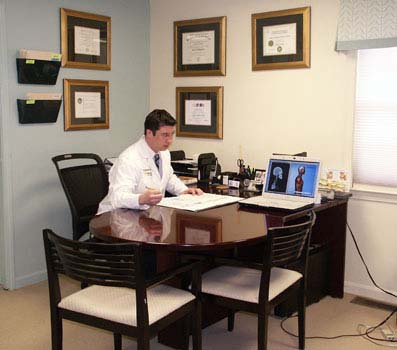 Dr Dohoney's Office Image