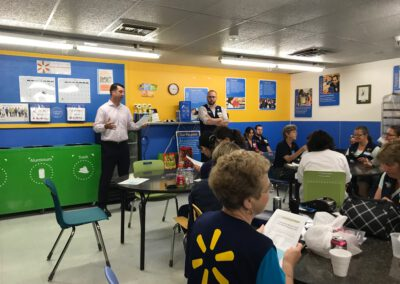 Dr. Dohoney's spinal health presentations